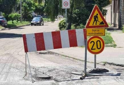 Počinje druga faza radova na asfaltiranju ulice Veljka Vlahovića: izmene i u javnom prevozu
