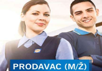 Lidl će u Pančevu zaposliti više od 40 prodavaca
