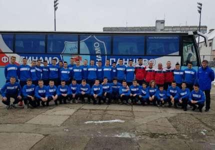 Fudbaleri Dinama otputovali u Sarajevo na međunarodni turnir