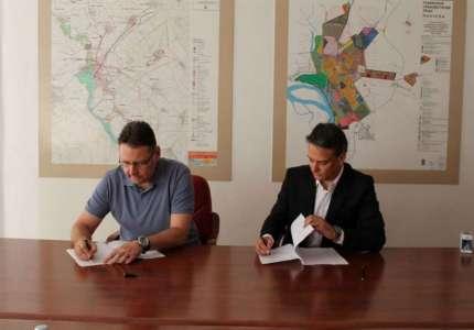 "Grad Pančevo i ""ZF E-Mobility SRB d.o.o."" potpisali ugovor"