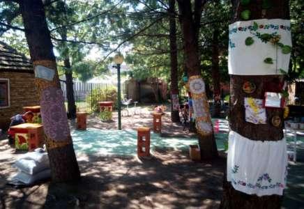 """Uređuje se """"Vrt trećeg doba"""" u Gerontološkom centru (FOTO)"""