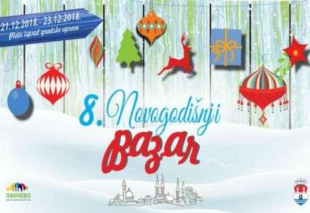 Javni poziv za učesnike na Novogodišnjem bazaru