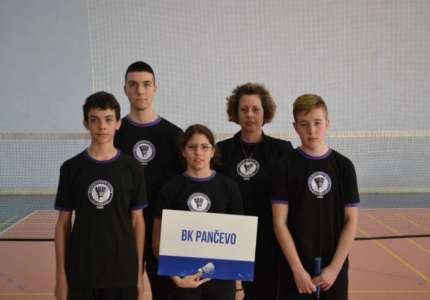 Pet medalja u Kragujevcu za BK Pančevo