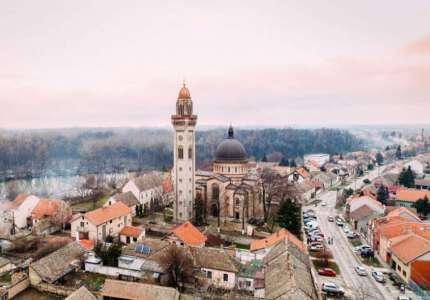 Preobraženjska crkva u Pančevu (VIDEO)