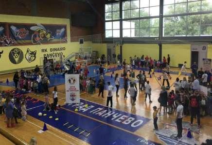 Drugi Sajam sporta u Pančevu