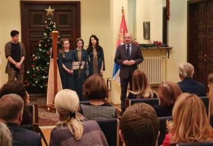 Pančevke nastupile u Svetosavskom programu u Ambasadi Srbije u Sofiji