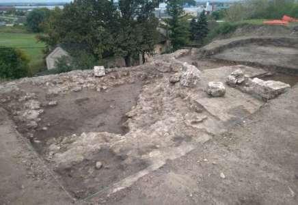Zavod za zaštitu spomenika kulture Pančevo nastavlja sa arheološkim istraživanjima na prostoru ostataka tvrđave grada Kovina