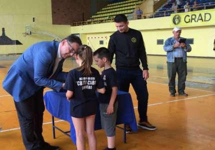 Održan međuškolski turnir u mini rukometu