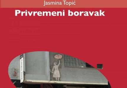 Nova knjiga pesama Jasmine Topić