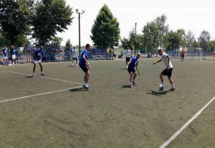 Vojlovica: turnir u malom fudbalu za prelazni pehar ambasadorke Slovačke