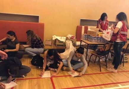 Đaci i profesori Gimnazije učestvovali u akciji dobrovoljnog davanja krvi