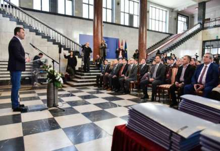 Pančevu odobrena dva projekta iz oblasti vodosnabdevanja i zaštite vode i razvoja sporta