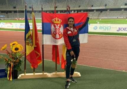 Atletičarka iz Pančeva prvakinja Balkana u trci na 100 metara