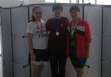 Dve medalje za Gordanu Krstić