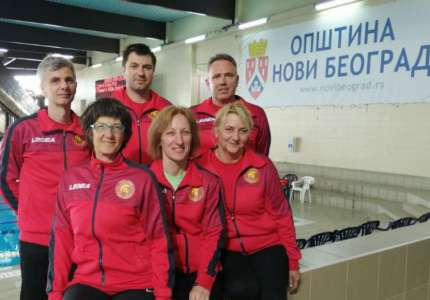Plivači PK Sparte osvojili 11 medalja na Mastersu na Novom Beogradu