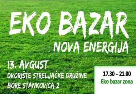 """U toku prijave za izlagače na prvom Eko bazaru """"Nova energija"""" u Pančevu"""