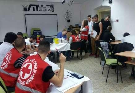 Predavanja srednjoškolcima o značaju davalaštva krvi