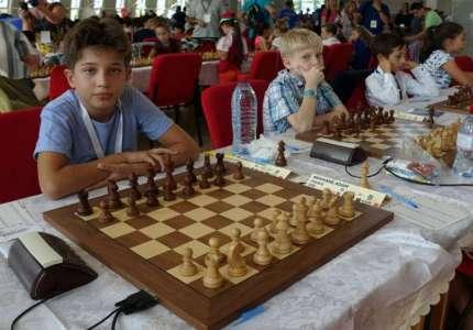Marko Milanović iz Pančeva na Prvenstvu Evrope u šahu