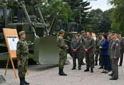 Ministar Vulin: Donacija Narodne Republike Kine za Vojsku Srbije