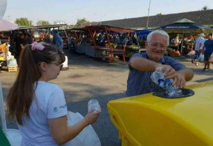 Jabuka: akcija prikupljanja plastične ambalaže i odvoženja kabastog otpada
