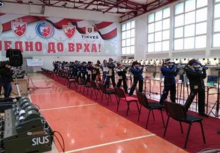 Streljaštvo: Dejanu Pešiću i pančevačkim seniorima po bronzana medalja