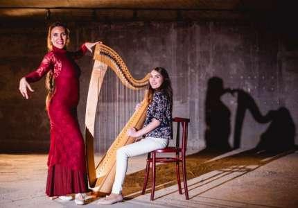 Nesvakidašnji spoj – flamenko i harfa (VIDEO)