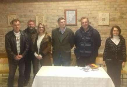 Pisci iz Pančeva održali književno veče u zatvoru