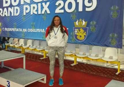 Tri medalje za Jovanu Bogdanović iz PK Sparta