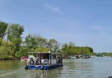 Pančevci krenuli na plovidbu Tamišem od Pančeva do Glogonja