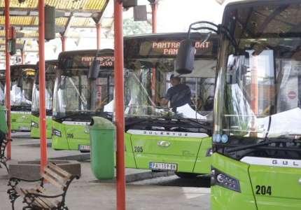 """""""Pantransport"""" podneo prijave protiv ljudi koji blokiraju garažu i onemogućavaju odvijanje javnog prevoza"""