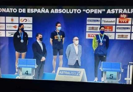 Zlatna medalja za plivačicu Anju Crevar na takmičenju u Španiji