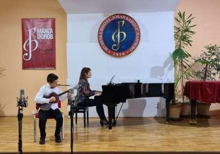 """Takmičenje za tamburu i mandolinu """"Maksa Popov"""" u Pančevu"""