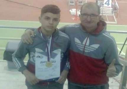 Zlatna medalja Stefanu Laziću u disciplini brzo hodanje