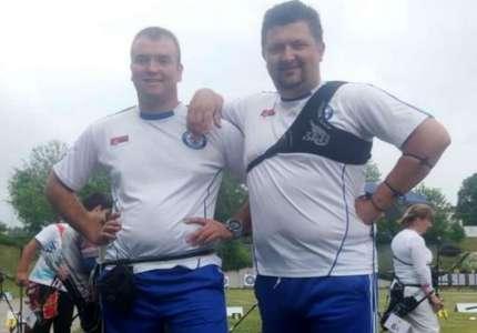 Streličari iz Pančeva na Centralno-evropskom kupu u Sloveniji