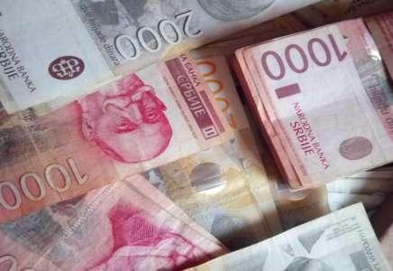 Redovna i privremena novčana naknada za januar
