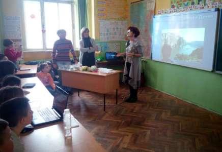 O Dunavu i zagađenju voda u OŠ Đura Jakšić