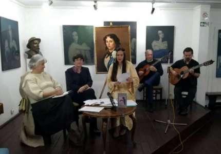 Nada Malek predstavila knjigu u kući Đure Jakšića u Skadarliji (VIDEO)