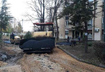 Naselje Sodara: završena rekonstrukcija košarkaškog terena i asfaltiranje trotoara