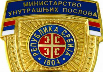 Zbog nesreće vozila naizmenično na putu Pančevo-Banatsko Novo Selo