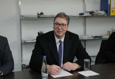 Predsednik Vučić najavio dolazak u Pančevo još jedne velike nemačke kompanije