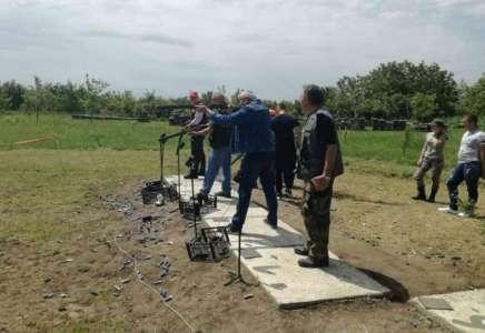 Počela takmičenja u okviru Kupa Pančeva u gađanju glinenih golubova