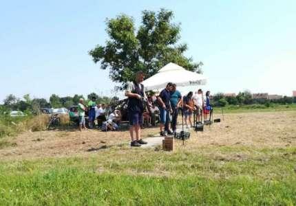 Održano takmičenje u gađanju glinenih golubova u Jabuci