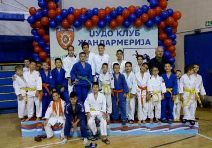 Džudo: odlični nastupi na turnirima u Sremskoj Mitrovici i Beogradu