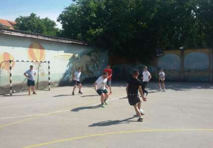 Turnir u fudbalu za decu bez roditeljskog staranja