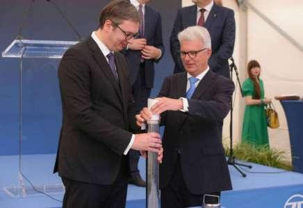 Fabrika ZF Friedrichshafen u Pančevu na leto sledeće godine zaposliće prve radnike