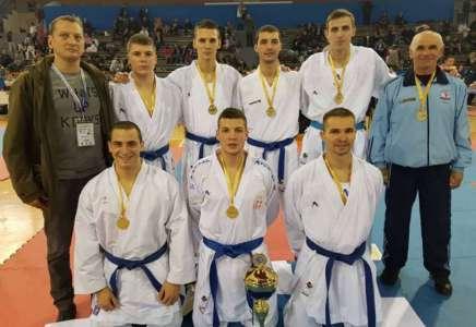 Karate klub Dinamo šampion Premijer lige Srbije