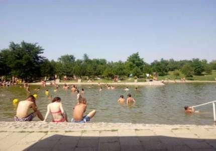 Sezona na jezeru u Kačarevu počeće 1. jula