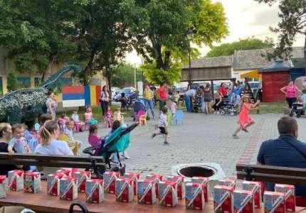 U Dolovu počela sezona žurkica za decu