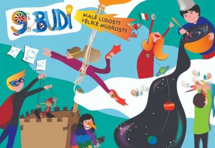 Međunarodni bijenale umetničkog dečjeg izraza – BUDI od 15. maja do 15. juna u Pančevu