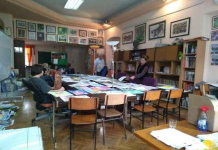 Poznata imena autora najboljih radova 16. likovnog konkursa za osnovce i srednjoškolce Srbije